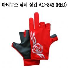 낚시 장갑 AG-843 (RED)